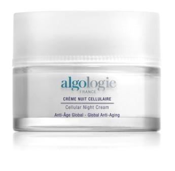 Algologie Ночной крем со стволовыми клетками Cellular Night Cream, 50мл.