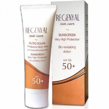 Sweet Skin System Солнцезащитный крем c выраженным регенер. и увл. действием