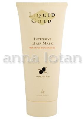 Anna Lotan Intensive Hair Mask Золотая Маска Для Волос, 200мл.