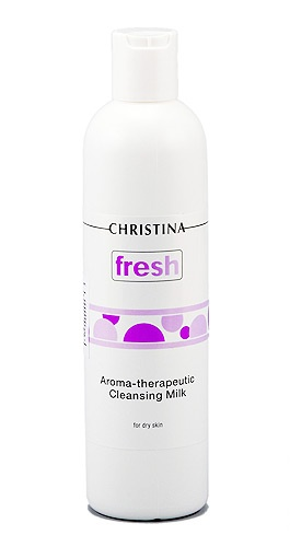 Fresh Aroma-Therapeutic Cleansing Milk for Dry Skin, 300мл.