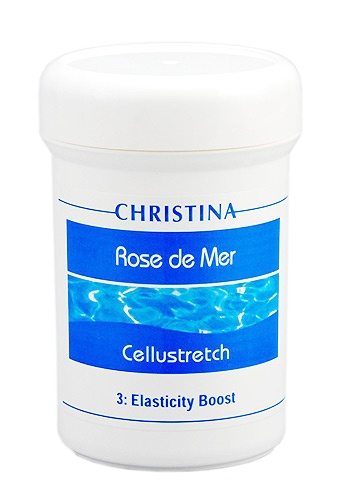 Rose de Mer CelluStretch Elasticity Boost Крем для эластичности кожи тела, 250мл