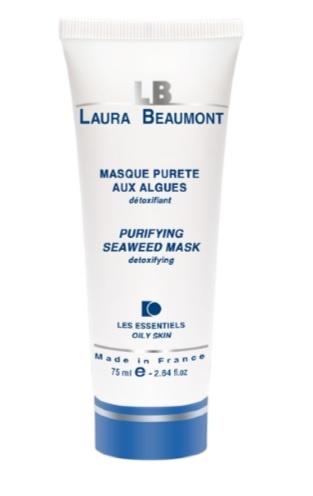 Laura Beaumont  PURIFYING SEAWEED MASK/ Очищающая маска на основе водороcлей