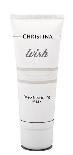 Wish Deep Nourishing Mask Питательная маска, 75мл.