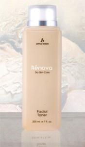 Анна Лотан Лосьон для сухой кожи «Renova» / Anna Lotan Renova Facial Toner, 200м