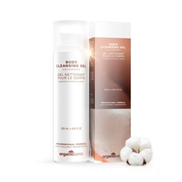 Organicseries Body cleansing gel Очищающий гель для тела, 200мл.