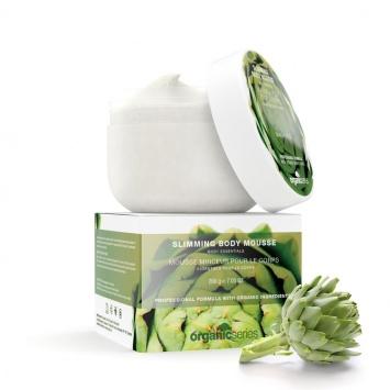 Organicseries Slimming body mousse Мусс для похудения, 200мл.