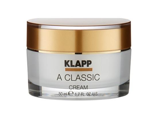 Купить klapp vitamin a cream питательный крем, 50мл. klapp (германия) профессиональная косметика клапп - киев.