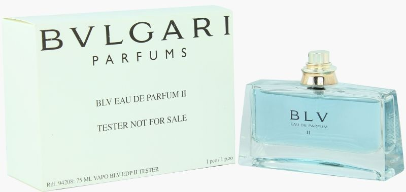 Bvlgari Blv Eau De Parfum Ii парфюмированная вода тестер Bvlgari
