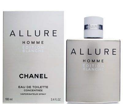 Chanel Allure Homme Edition Blanche туалетная вода Chanel