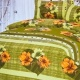 Двуспальный комплект из бархатного сатина